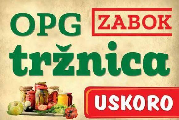 Uskoro OPG Tržnica u Zaboku